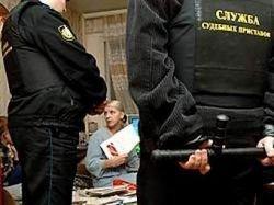 Кузбасские приставы арестовали лошадь