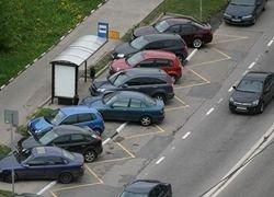 За парковку на остановках - штраф до 10 000 рублей