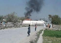 Смертник взорвал автомобиль в центре Кабула