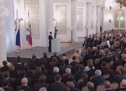Медведев обратится к Федеральному собранию в ноябре