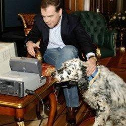 Медведев подвел итоги года существования своего блога