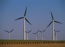 В Болгарии заработала крупнейшая ветроэлектростанция