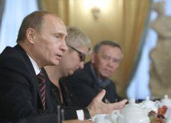 Зачем писатели пошли в гости к Путину