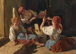 Картина Вальдмюллера продана за 490 300 евро