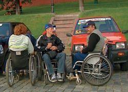 Чиновник и инвалид или Год Большого Цинизма