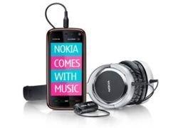 Nokia выпустит в России телефоны с бесплатной музыкой