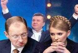 За кого сегодня готовы голосовать украинцы?