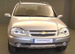 Chevrolet Niva стал дважды автомобилем