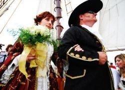 Свадьба под нелегальный марш Мендельсона