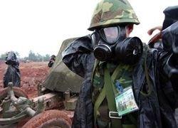 На границе с КНДР китайцы нашли  смертельный газ