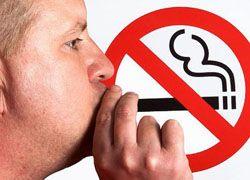 В Казахстане запретили курить в обзественных местах