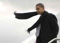 Обама поставил рекорд по числу зарубежных поездок