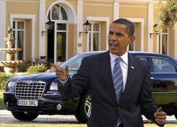 Барак Обама получил Нобелевскую премию мира