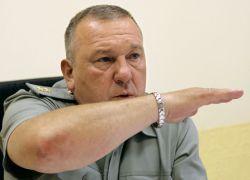 Генерала Шаманова простили