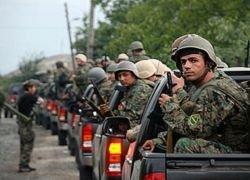 Грузинские военные отправятся служить в Афганистан