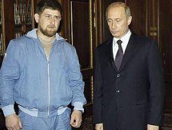 Кадыров жалеет, что Путин не чеченец