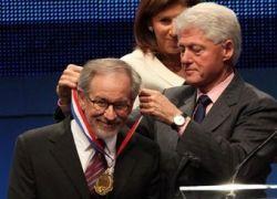 Стивену Спилбергу вручили медаль Свободы