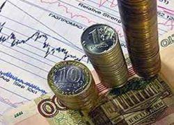 Дефицит бюджета России вырос на 170 млрд руб за месяц
