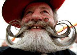 Мужчины с усами зарабатывают больше