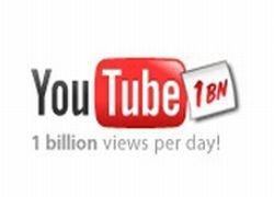 YouTube просматривает миллиард человек в день
