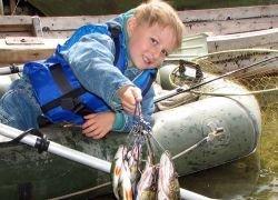 В России создан первый электронный журнал для рыбаков