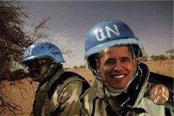 Миротворец Обама