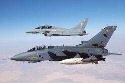 Tornado GR4 - прорыв в мире разведки