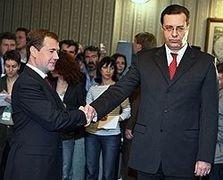 Дмитрий Медведев выбрал президента Молдавии