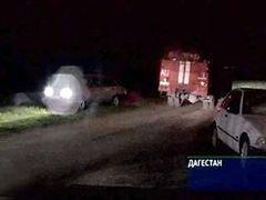 В Хасавюрте взорвался газопровод