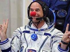 Космический турист провел на МКС экологическое телешоу