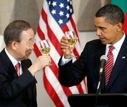 Обаму удивила Нобелевская премия