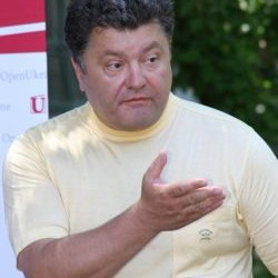 Новый министр иностранных дел Украины Порошенко