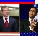 Медведев поздравил Обаму с Нобелевской премией