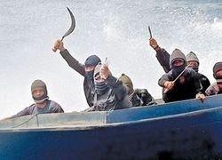 Французские военные отбились от пиратов у Сомали