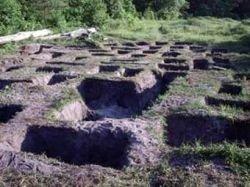 На месте убийства Гонгадзе найдены фрагменты шести тел