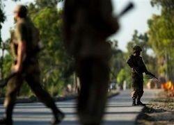 В пакистанском Генштабе боевики расстреляли 8 солдат
