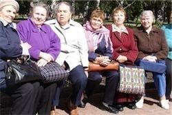 В Эстонии будут отмечать День бабушек и дедушек
