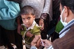 Вакцина против кори могла погубить 200 тыс. украинцев
