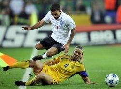 Украина-Англия 1-0