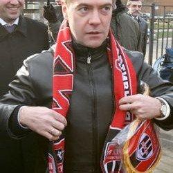 А мне нравится Медведев: Хороший парень