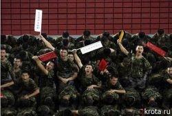 Китайская армия меняет ориентиры