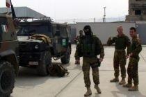 Эстонские солдаты готовятся к отправке в Афганистан