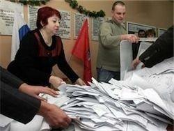 В России начали подводить первые итоги дня выборов