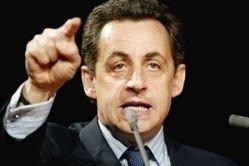 Саркози похвалил Казахстан за его отношение к Грузии