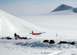 Китай направил в Антарктиду научную экспедицию