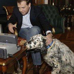 Стукачей на блоге Медведева можно вычислить