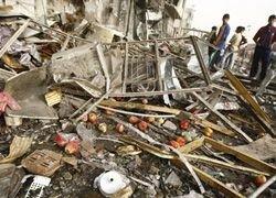 В иракском Рамади прогремел третий взрыв за день
