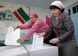 Явка на выборах в Чечне приближается к 70 процентам