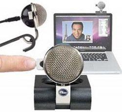 USB-микрофон со встроенной веб-камерой