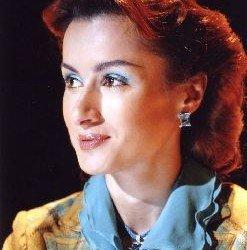 Тина Канделаки написала мемуары о своем детстве